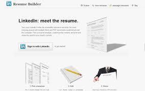 Linkedin Resume Builder Review Youtube Linkedin Resume Review