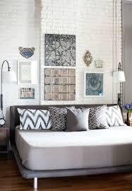 Stylish White Brick Wall Ideas  Stylish EveWhite Brick Wall Living Room