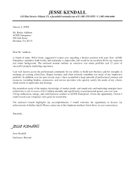 Real Estate Cover Letter Samples The Letter Sample