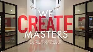 Mfa Communication Design Jacksonville State University Mfa In Visual Communication Design