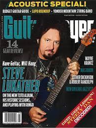 Image result for Steve Lukather