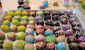 Decorating With Sprinkles Oreo Truffles Chores And Yuck 3rosebuds