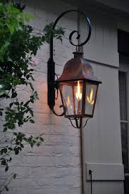 mediterranean outdoor lighting. Mediterranean Outdoor Lighting Lovely Copper Exterior Light For A Style Home With Lots Of Wrought Iron Details Wall T
