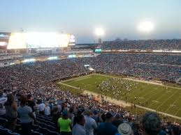 Traffic Pattern Isnt So Great Review Of Everbank Field
