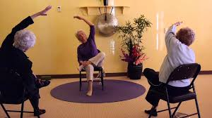chair yoga dvd. strong and flexible hips for seniors! seated standing chair yoga sequences - youtube dvd