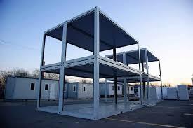 Steel Prefab Homes Construction