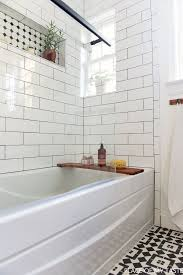 pleasing white subway tile bathroom without extremely tiles best 25 for decor 13