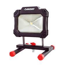 Husky 1500 Lumen Portable Led Work Light K40066 Led Work
