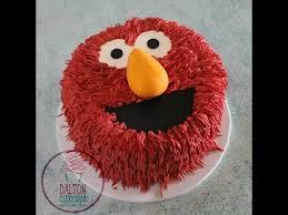 Elmo Cake Youtube