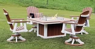at outdoor home we carry a wide selection of outdoor poly furniture from berlin gardens llc their poly wood furniture is backed by a 20 year warranty