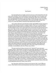 gun control argumentative essay research paper custom essays acircmiddot tags gun controlessay share on facebook tweet this story