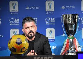 But they've also won the most italian super cups as tonight's. Supercoppa Juve Napoli Gattuso E Insigne In Diretta In Conferenza