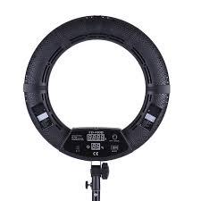 Yidoblo Fd 480ii Zwart Bi Kleur Fotostudio Ring Licht Led Video Lamp