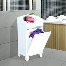 large wooden laundry basket hamper furniture wooden bathroom laundry hamper cabinet tilt out basket storage home