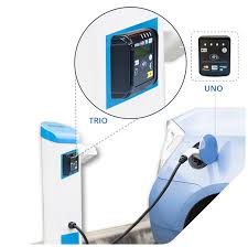 Charge On The Go Vending Machines Mesmerizing Electric Vehicle EV Charging Station EV Charge Point Credit Card