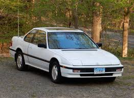 Surprising Antique: 1991 Honda Prelude Si
