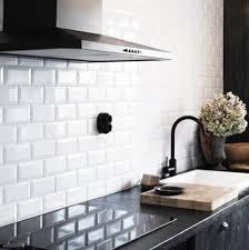 guocera ceramic wall tiles uk. johnson white bvbr1a bevel brick gloss ceramic wall tile (200x100x7.5mm) guocera tiles uk
