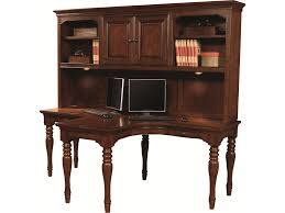 dual furniture. aspenhome villager dual t desk with 2 drawers and 4 ac outlets hutch belfort furniture lshape