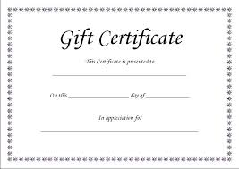 Word Gift Card Template Gift Voucher Templates For Word Gift Voucher Templates Certificate