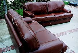 leather furniture repair by tulsa leahter care