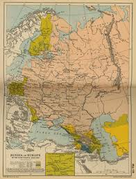 map of russia in europe 19th century Russia And Europe Map map of russia in europe in the 19th century russia and europe map quiz
