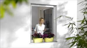 Insektenschutz Bedienung Drehrahmen Für Fenster Youtube