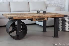 industrial furniture style. Recent Coffee Table Industrial Style Inside New Furniture Range From Barak\u00277 \u2013 T
