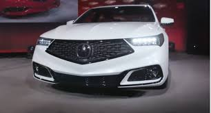 2018 acura android auto. simple auto 2018 acura tlx ditches u201cbeakedu201d front grille plus android auto apple  carplay to acura android auto