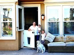 doggie door door with door exterior dog door exterior door exterior dog door image of with doggie door