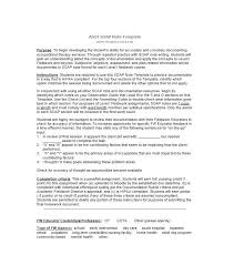 Program Notes Template 40 Fantastic Soap Note Examples Templates Template Lab