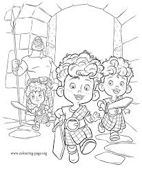 Small Picture Brave Coloring Pages GetColoringPagescom