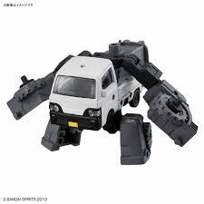 Bandai 武裝巴士 組裝模型 全4種販售