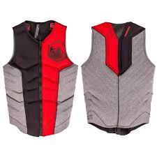Liquid Force Ak Surf Ghost Comp Vest