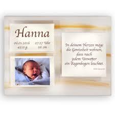 Leuchtbild Zur Taufe Oder Geburt