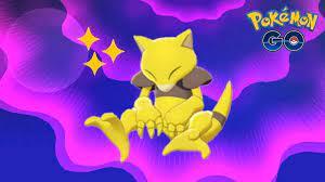 Có một Abra sáng bóng trong Pokemon Go không? Làm thế nào để có được Shiny  Abra trong Giờ tiêu điểm