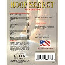 Hoof Secret