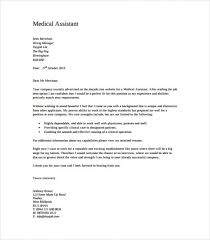 7 Medical Cover Letter Templates Free Sample Example Format Inside