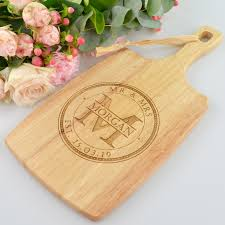 personalised cutting board. Contemporary Cutting Engraved Wooden Paddle Cheese Board Serving Chopping  And Personalised Cutting