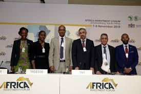 Africa Investment Forum Arab Bank For Economic Development