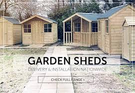 mcd garden sheds barnsley uk bespoke