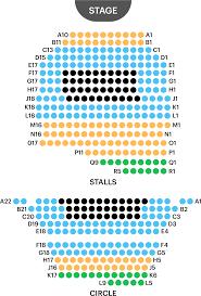 Ambassador Theatre Seating Chart Download Ambassador Theatre Seating Plan Songs For Nobodies