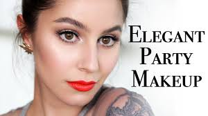makeup for wedding guest you