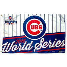 cubs world series flag chicago cubs world series garden flag