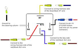 napa relay wiring diagram diagram base Car Horn Relay Wiring Diagram Hella Horn Wiring Diagram