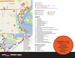 Festival Of Lights Niagara Falls Map Niagara Festival Of Lights Nf Canada Festival Lights