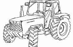 Tractor Kleurplaat Geïnspireerd Tractor Kleurplaten Beste Van
