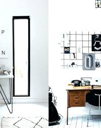 black and white office decor. Pink Office Decorating Ideas Black And White Decor Apartment Number