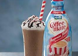 I drink it all year long. Nestle Coffee Mate Coffee Creamer Peppermint Mocha Liquid Creamer Singles Non Dairy No Refrigeration Box Of 50 Singles Pack Of 4 Amazon Com Grocery Gourmet Food