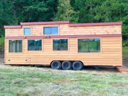 Small Picture Chinook 30 Tiny House Westcoast Outbuildings