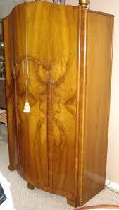 vintage antique furniture wardrobe walnut armoire. zoom vintage antique furniture wardrobe walnut armoire a